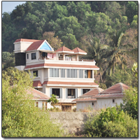 Harihareshwar Beach Resort Harihareshwar beach resort is a unique budget hotel in Harihareshwar.